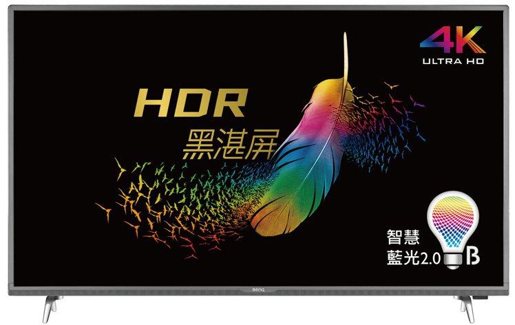 BENQ 55型4K聯網護眼液晶顯示器E55-700,原價22700元、特價17...