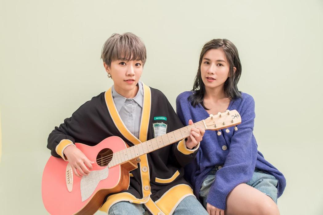 女子組合「晨悠melFlow」推出新歌。圖/獨一無二娛樂文化提供