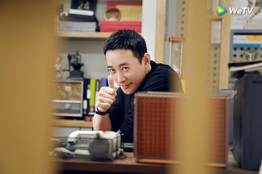 羅晉在「安家」暖男心細受觀眾喜愛。圖/WeTV提供