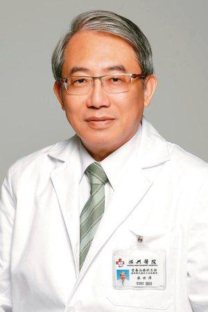 糖尿病關懷基金會執行長、振興醫院新陳代謝科主任級醫師蔡世澤。 圖/蔡世澤提供