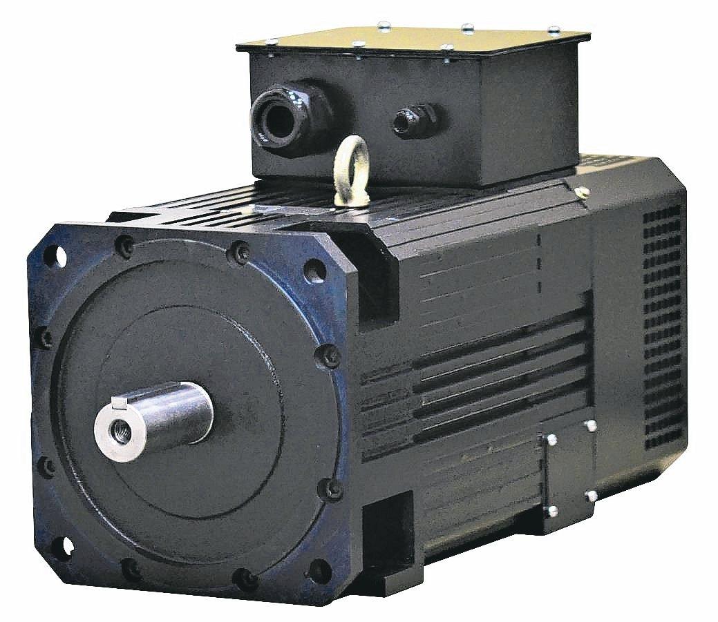 永元電機專注高效率馬達研發製造。 永元電機/提供