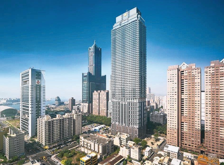 洲際酒店集團看好「遠雄THE ONE」全台第一高豪宅的指標性,攜手打造全台首家洲...