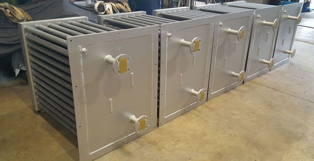 啟碩推出新型高品級熱交換器(二)。 啟碩/提供