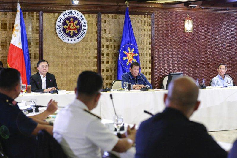 菲律賓總統杜特蒂(Rodrigo Duterte)已宣布菲律賓全境進入災難狀態。美聯社