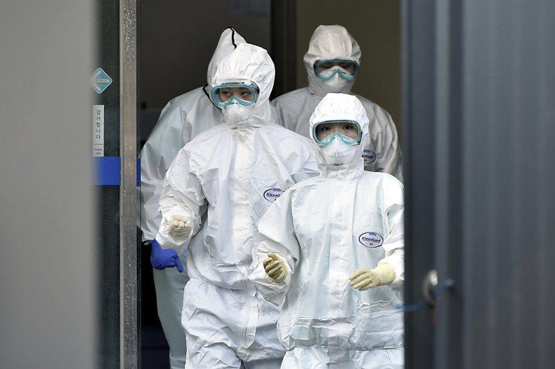 中國未將無症狀感染者納入確診名單。 美聯社