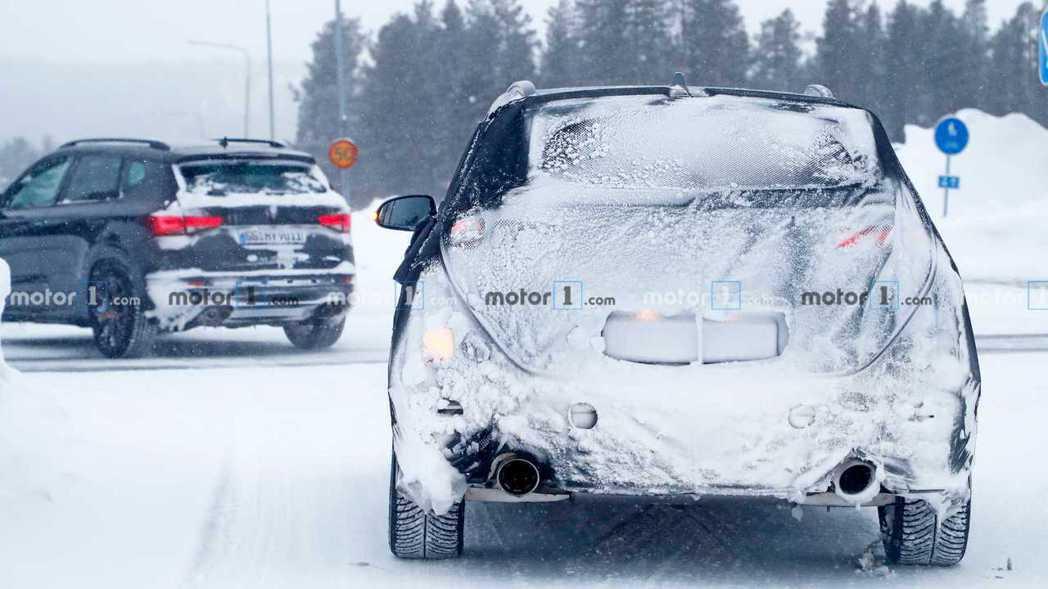 全新Hyundai Kona N最大馬力有望達到275hp。 摘自Motor 1