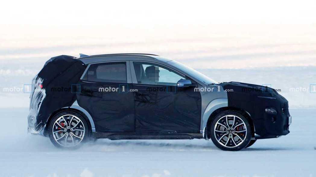 Hyundai Kona N預計將與i30 N共用同一具2.0升T-GDi四缸渦...