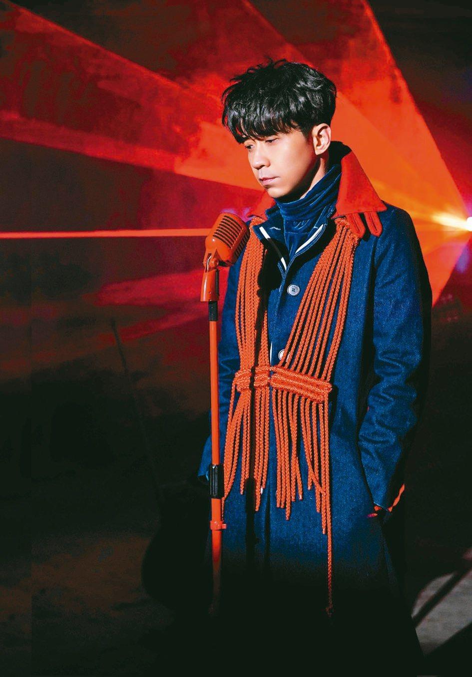 光良推出新歌「反方向」 圖/星娛音樂 提供