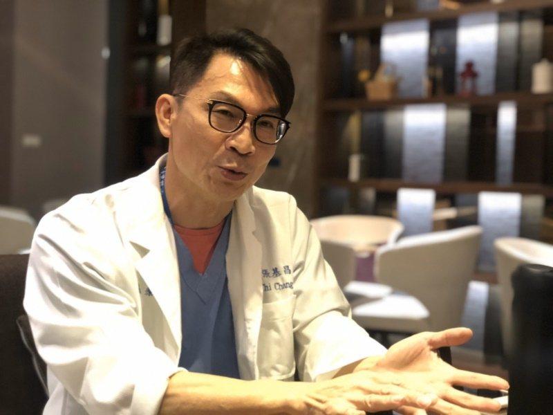 義大大昌醫院院長、台灣更年期健康學會執行長張基昌說,熟齡女性要認識更年期,就能以...