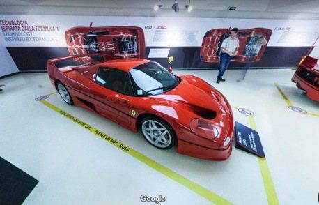不能出國沒關係 這些汽車博物館用Google地圖可線上參觀