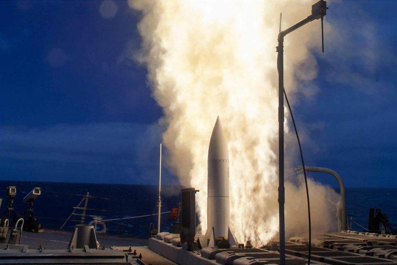 標六飛彈不但是「攻守一體」的多功能武器,其能力還將繼續擴充下去。 圖/取自雷神公司
