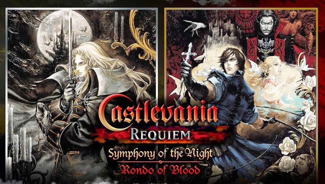 在PS4主機上重新推出的《惡魔城X合輯》,收錄了《血之輪迴》和《月下夜想曲》這兩...