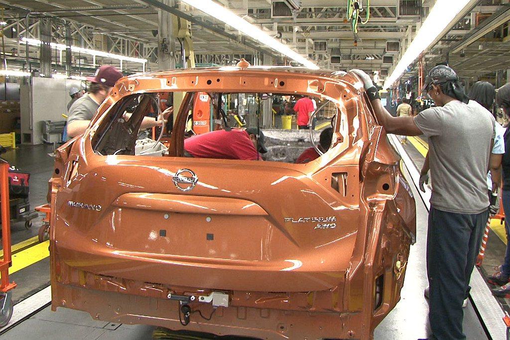 Nissan汽車不僅提前在美國時間3月20日就暫停當地新車生產作業,更要到4月6...