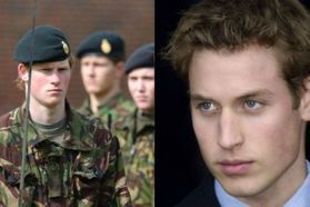 年輕的威廉和哈利王子真的帥炸!迷倒千萬少女的鮮肉照回顧 根本就和小賈斯汀撞臉啊