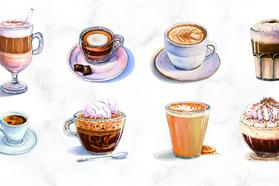 十二星座專屬「運勢咖啡」大公開!「牡羊喝杯海鹽拿鐵、射手需要甜蜜焦糖瑪奇朵」帶來爆棚好運