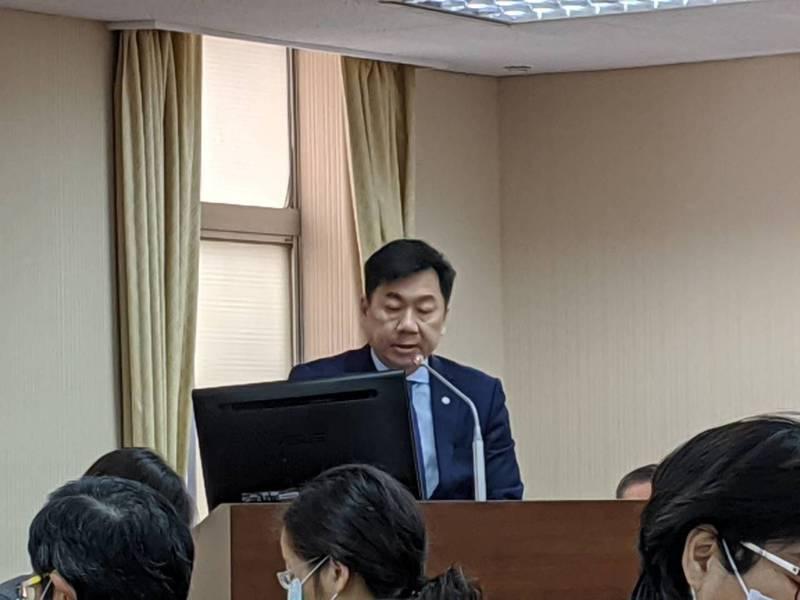 內政部次長陳宗彥。聯合報系資料照/記者劉宛琳攝影