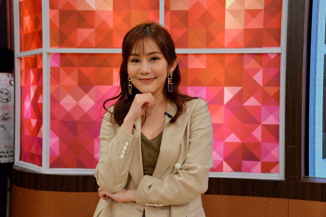 王宇婕因新冠肺炎導致股票被套牢。圖/衛視提供