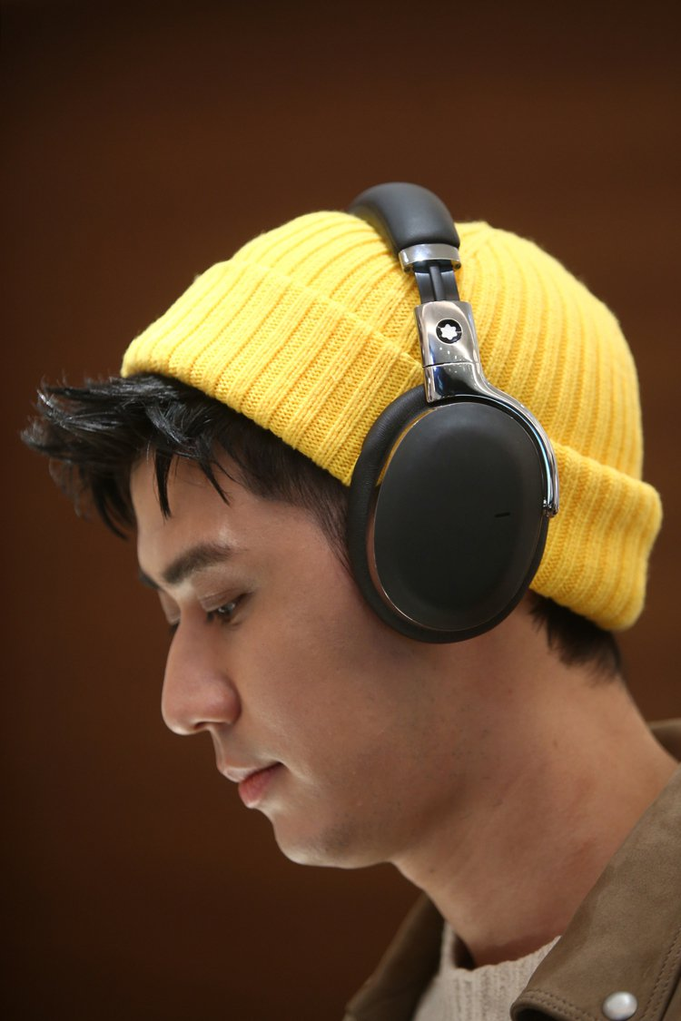 出身音樂世家的李玉璽,近期並開設網路類廣播節目,另闢新「聲」活。記者蘇健忠/攝影...