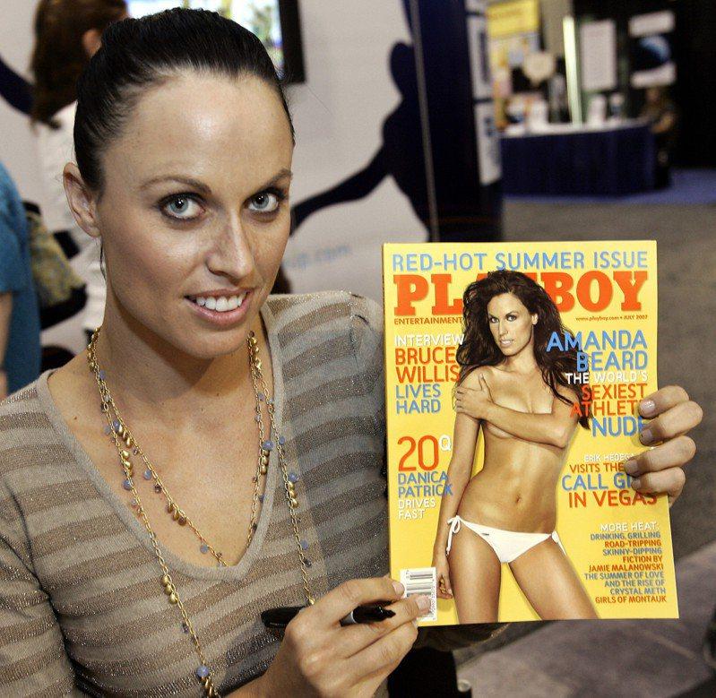 美國知名成人雜誌「花花公子」宣布停止發行紙本雜誌。(法新社)