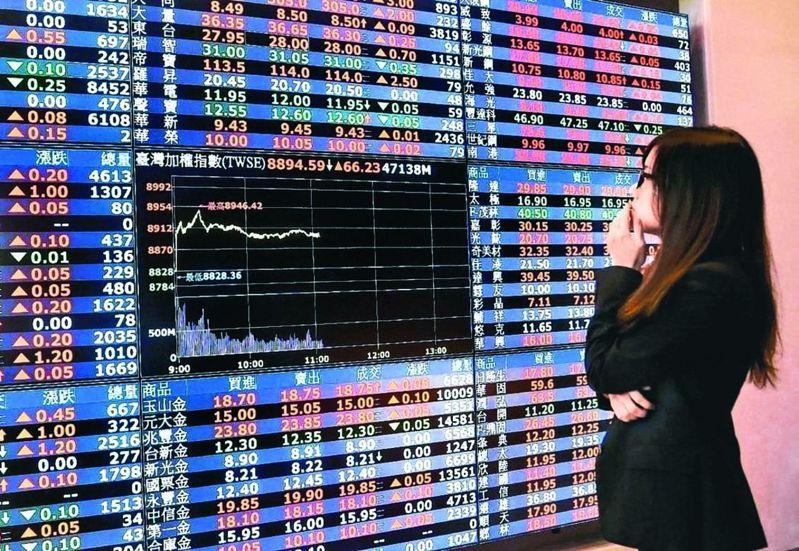 台股昨天也創二○一六年六月以來新低, 法人認為,這時如要危機入市台股,建議定期定額最穩當。 圖/聯合報系資料照片