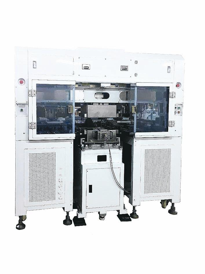 四方自動化MEMS Handler精銳機種齊發,CR-Gyro42、CR-MC3...