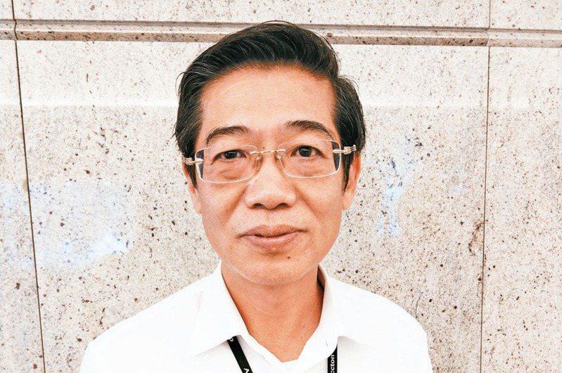 智邦董事長郭飛龍 (聯合報系資料庫)