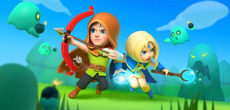 《弓箭傳說》推出雙人合作模式,事前活動送全新英雄莎瑞!