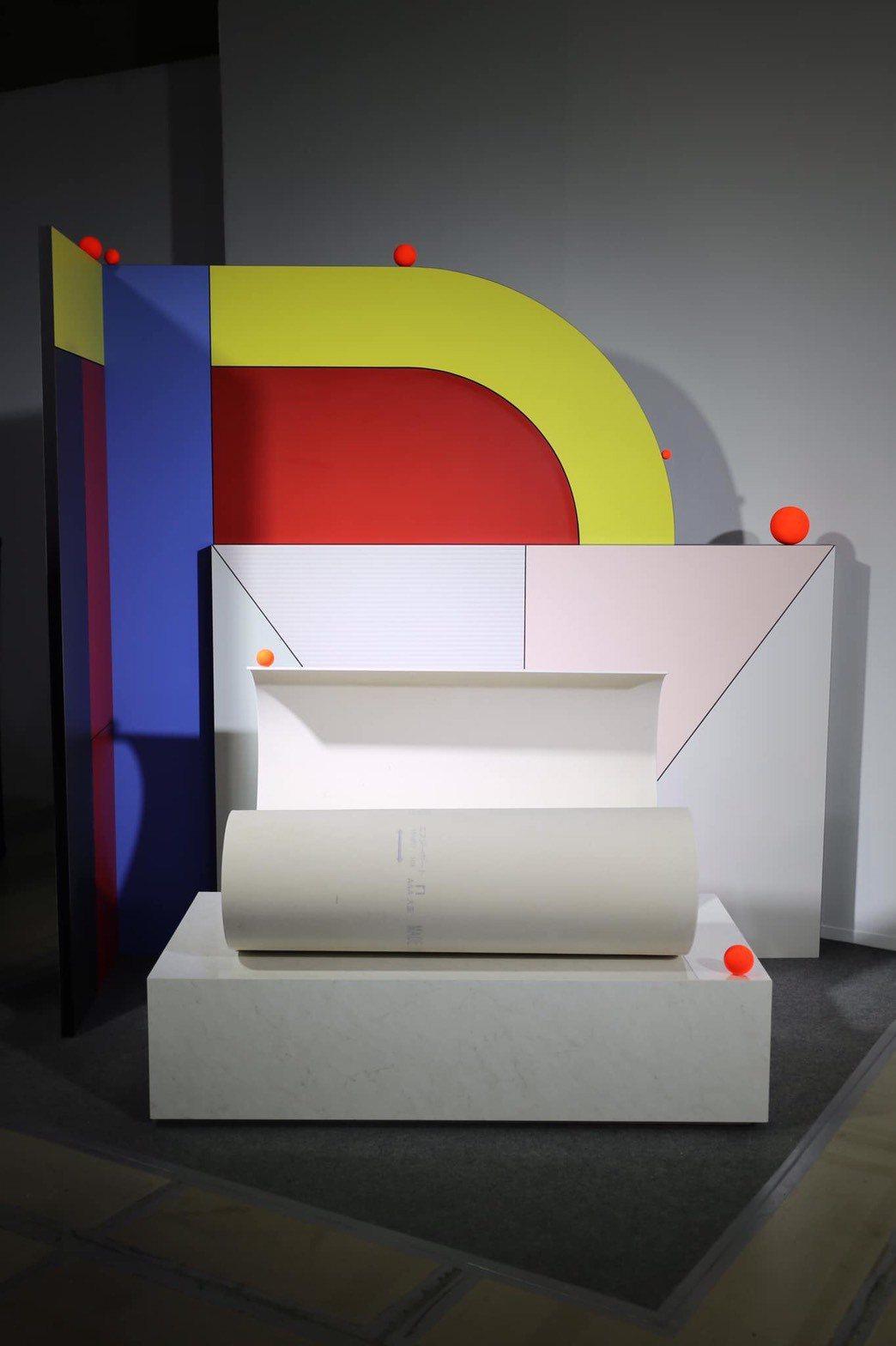 佳作,LSH+,色彩繽紛的「彩之寓所」。 欣蘭企業/提供