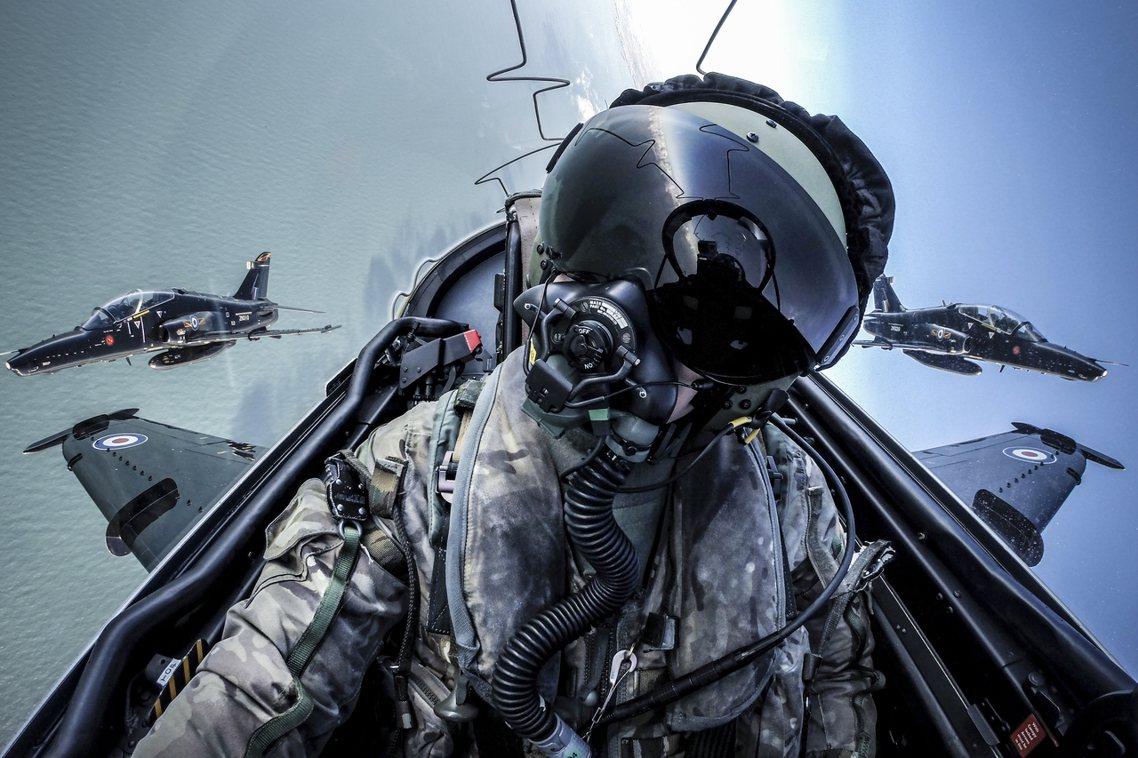 圖為英國皇家空軍,此次英國「土砲呼吸器」國家隊的主力「Meggitt」,是其軍工...