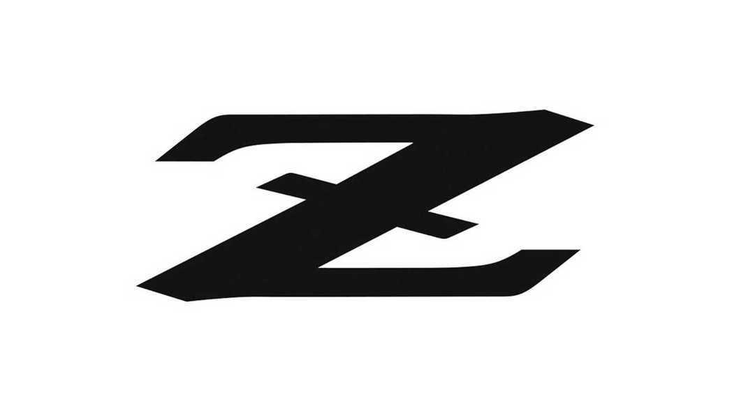 Nissan旗下經典跑車Fairlady Z也更換新商標。 摘自Motor1