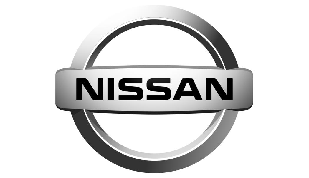 Nissan現行Logo。 摘自Nissan