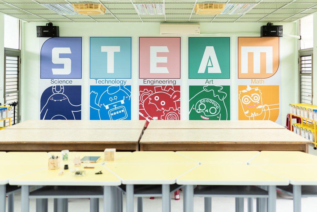 「STEAM」教育強調知識融合與共創,不少專家認為是培養孩子解決困難問題能力的教...