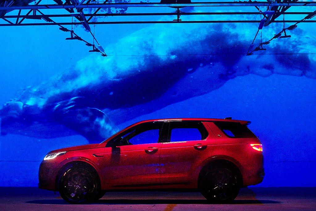 Land Rover Discovery Table探海計劃,深入東台灣神祕海域...