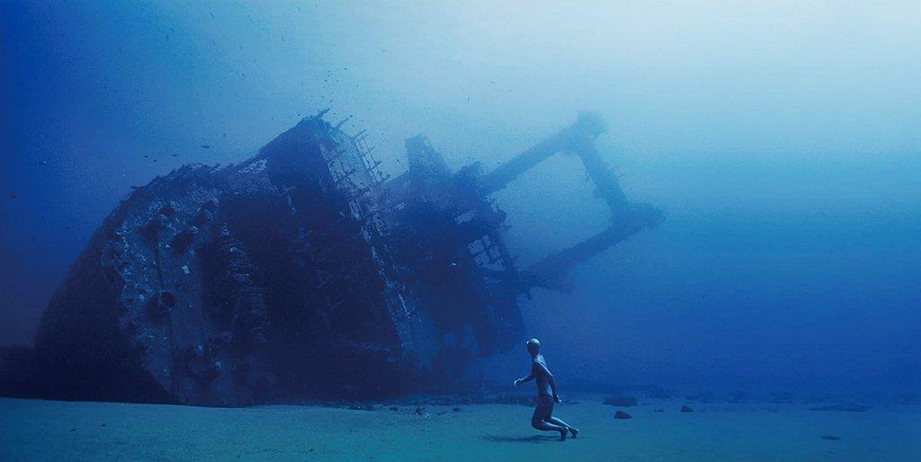 透過影像導演黃元成與專業水下攝影團隊的鏡頭,帶領車迷們探索水下30米的深度海域,...