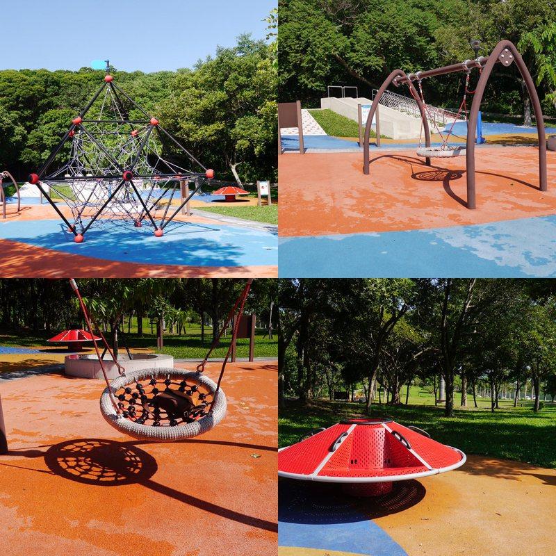 美崙山生態公園,兒童共融遊樂場