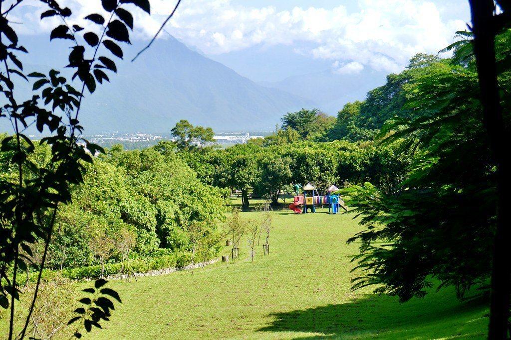 美崙山生態公園,親子大草坪