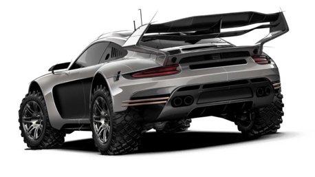Gemballa將打造Porsche 911大腳越野車!
