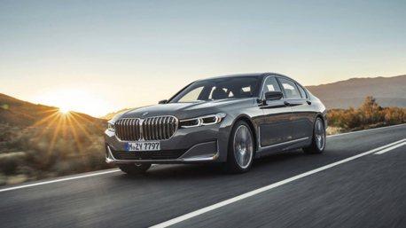 新世代BMW 7 Series旗艦將首次搭載全電能動力