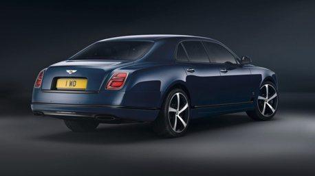 賓利Bentley Mulsanne將被新旗艦休旅取代?