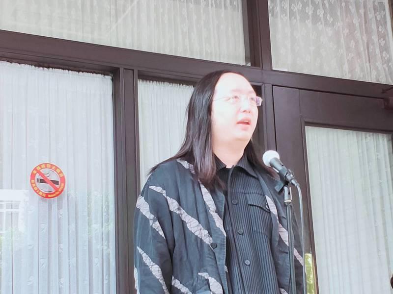 政務委員唐鳳。記者徐偉真/攝影
