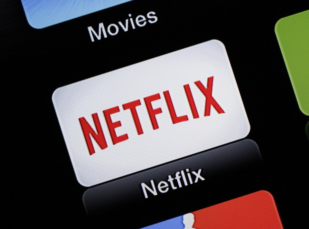 Netflix宣布歐洲串流速度降低一個月。美聯社