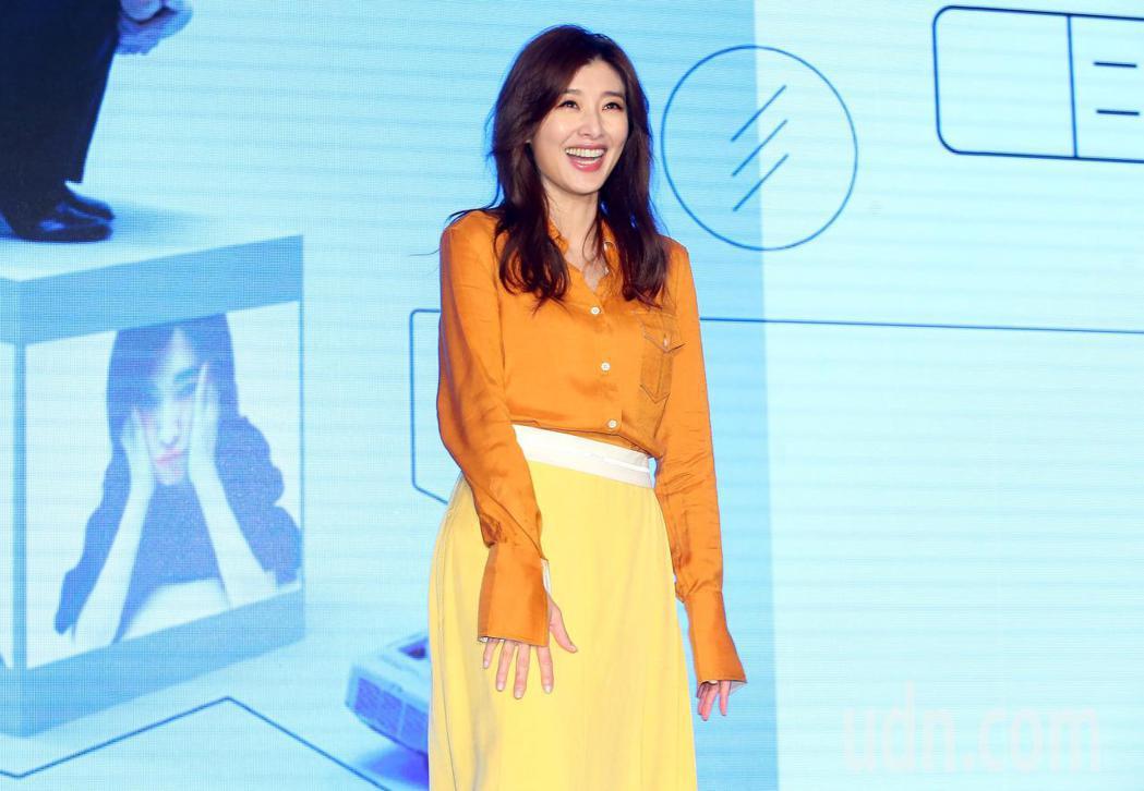 蘇慧倫出席新專輯《面面》發片記者會。記者余承翰/攝影