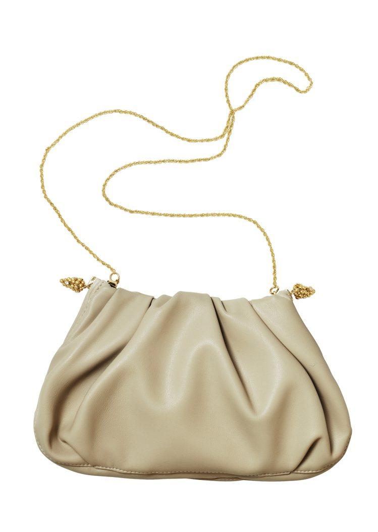 H&M春夏Conscious Exclusive系列側背包2,999元。圖/H&...
