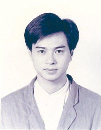 許悔之,1986年。(圖/許悔之提供)