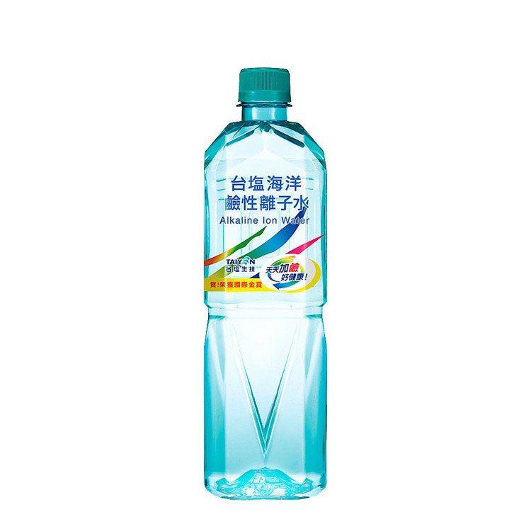 台鹽海洋鹼性離子水(850ml X 20瓶),原價685元、Yahoo奇摩購物中...
