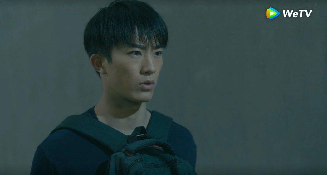 張開泰在劇中飾演孫儷的弟弟。圖/ WeTV提供