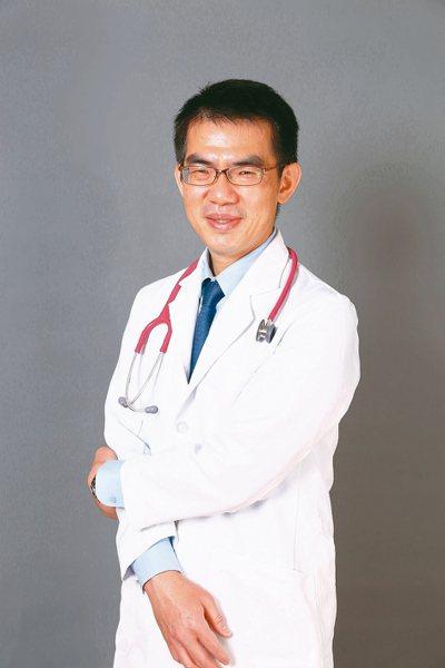 林明志 圖/林明志(台中榮民總醫院兒童醫學中心主任)