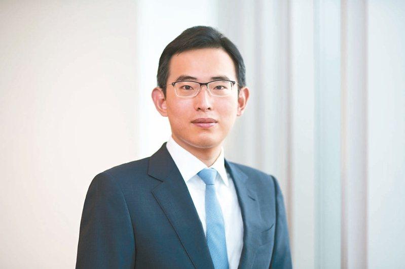 瑞銀財管投資總監辦公室執行董事陳彥甫。圖/陳彥甫提供