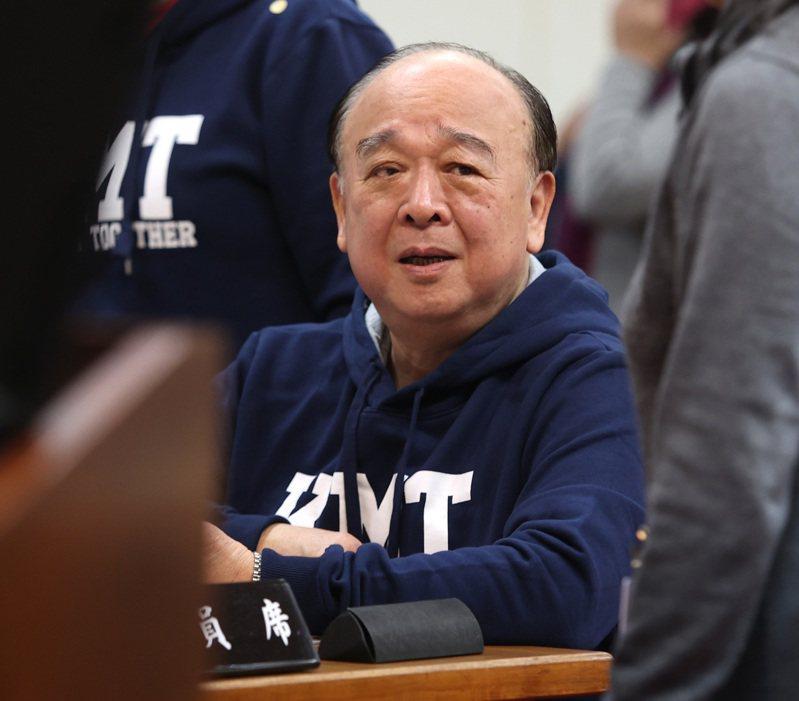 國民黨立委吳斯懷指出,無論美軍或共機經過台灣周邊空域,法理上都不算挑釁。 報系資料照/記者林澔一攝影