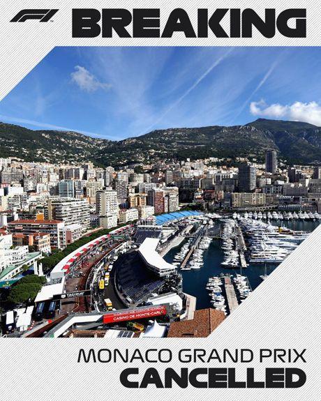 65年來首次!疫情影響 2020年賽季F1摩納哥大獎賽確定取消
